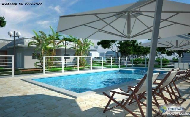 Casa em Condomínio para Venda em Cuiabá, Osmar Cabral, 2 dormitórios, 1 suíte, 1 banheiro, - Foto 6