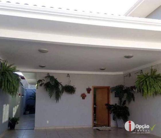 Casa com 3 dormitórios à venda, 234 m² por r$ 550.000,00 - residencial portal do cerrado - - Foto 2