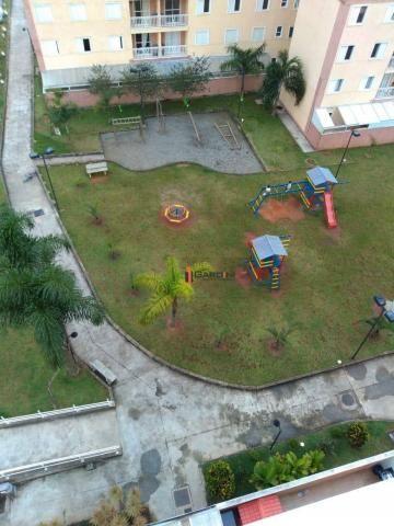 Nova Mogi I - Apartamento com 2 dormitórios à venda, 58 m² por R$ 265.000 - Mogi Moderno - - Foto 6