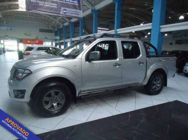 NISSAN FRONTIER SV ATTACK CD TED 4P MANUAL - Foto 5