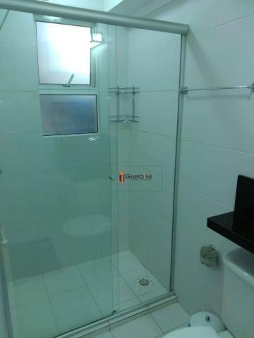 Nova Mogi I - Apartamento com 2 dormitórios à venda, 58 m² por R$ 265.000 - Mogi Moderno - - Foto 4