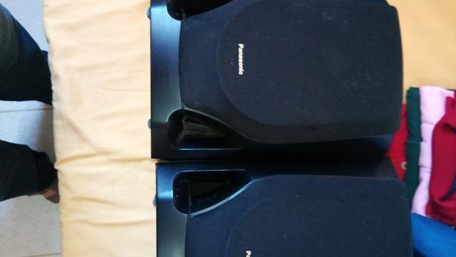 Um par de caixa de som Panasonic - Foto 6