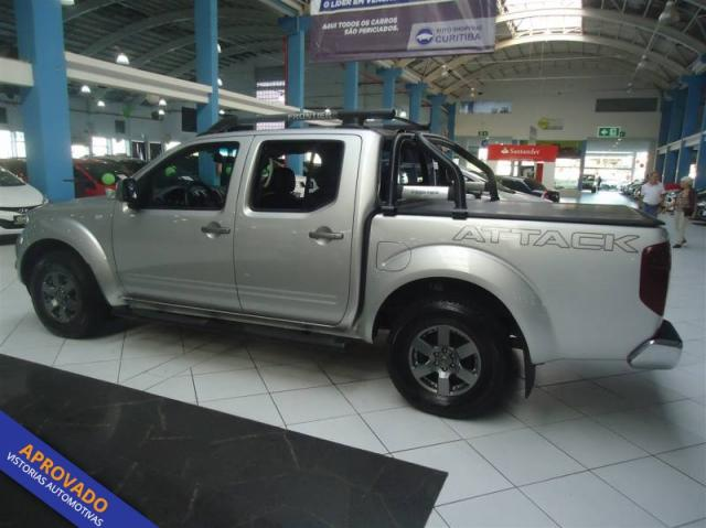 NISSAN FRONTIER SV ATTACK CD TED 4P MANUAL - Foto 4