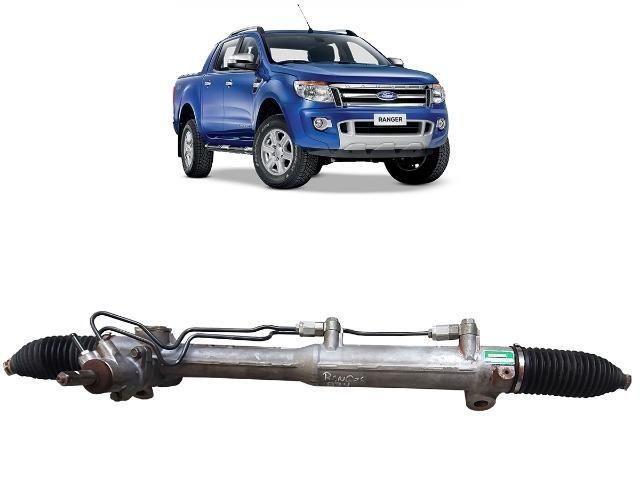 Caixa De Direção Ford Ranger 2.2 Xl Cd4 2013 2014 Diesel