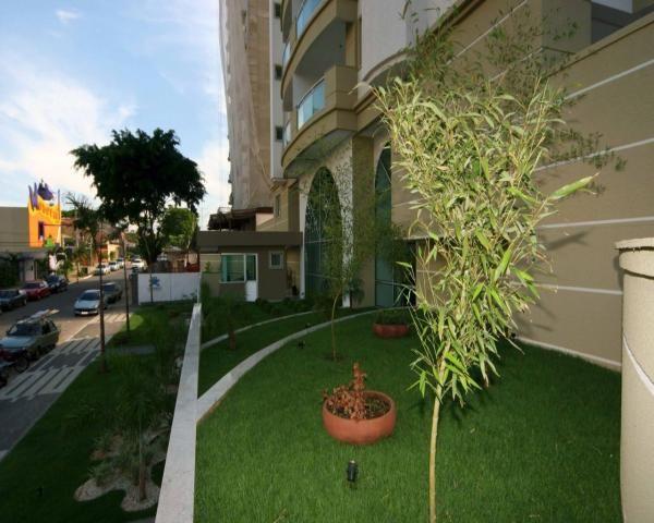 Apartamento com 4 quartos com 4 suítes - vista livre e sol da manha - Foto 2