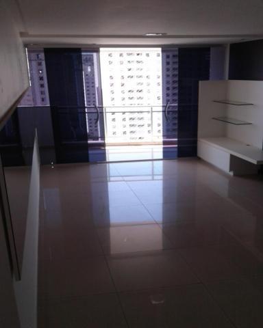 Apartamento com 4 quartos com 4 suítes - vista livre e sol da manha - Foto 12