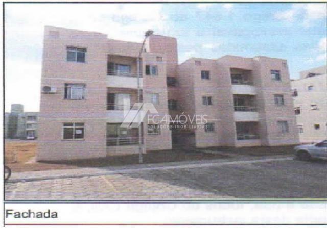Apartamento à venda com 2 dormitórios em Boa esperança, Curvelo cod:493802