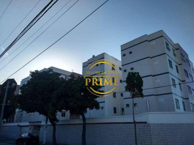 Apartamento com 3 dormitórios à venda, 75 m² - Benfica - Fortaleza/CE - Foto 6