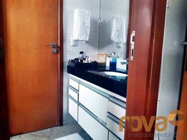Apartamento à venda com 3 dormitórios em Setor bueno, Goiânia cod:NOV235797 - Foto 18