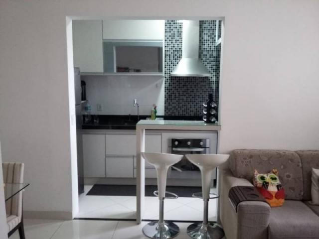 Apartamento à venda com 2 dormitórios em Ponte de sao joao, Jundiai cod:V0544 - Foto 4