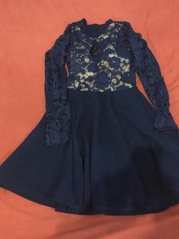 Vendo 4 vestido