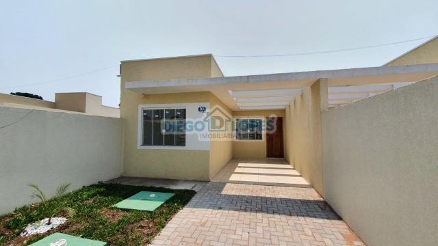Casa à venda com 3 dormitórios em Costeira, Araucária cod:868 - Foto 2