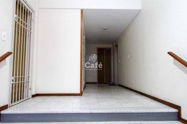 Apartamento com 3 dormitórios, sacada e 1 vaga de garagem - Foto 12