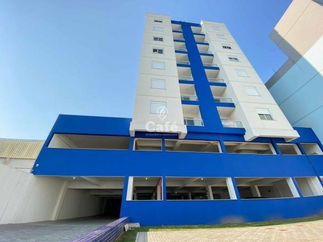Apartamento de 1 dormitório com garagem em Camobi