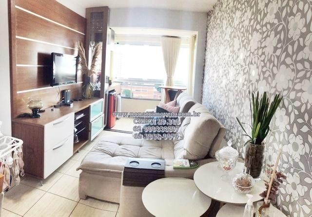 Excelente Apartamento para venda, TODO PLANEJADO! St. Universitário - Foto 2
