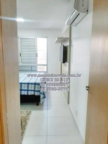 Esplêndido Apartamento para venda, 4 quartos, 3 suítes, Jardim Goiás! - Foto 5