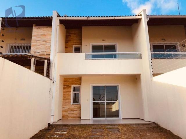 Casa à venda, 107 m² por R$ 310.000,00 - São Bento - Fortaleza/CE