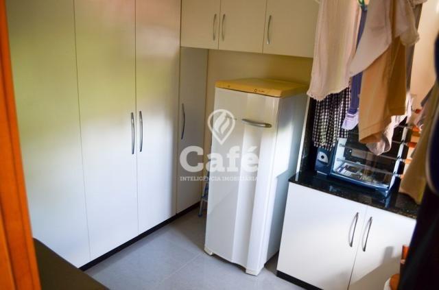Apartamento à venda com 4 dormitórios em Bonfim, Santa maria cod:1674 - Foto 17