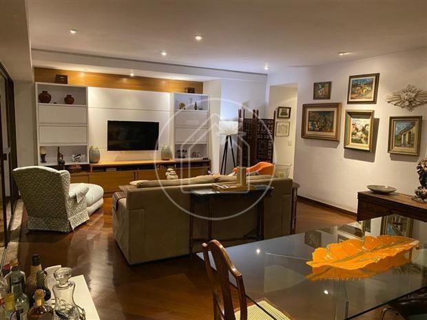 Apartamento à venda com 3 dormitórios em Barra da tijuca, Rio de janeiro cod:886847 - Foto 4