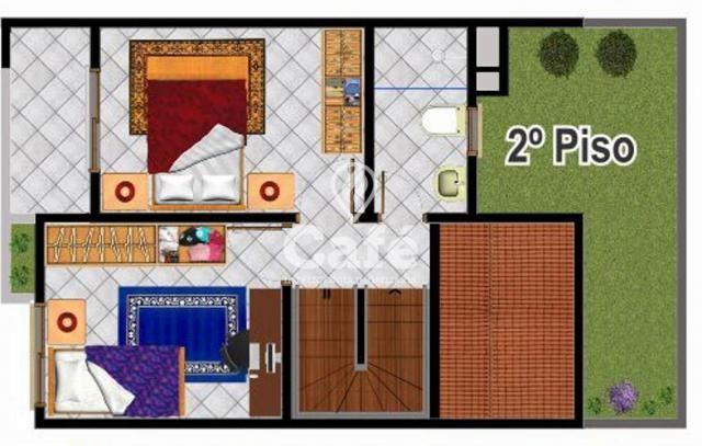 Casa à venda com 2 dormitórios em Tomazetti, Santa maria cod:0658 - Foto 16