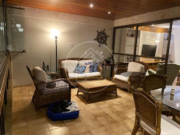 Apartamento à venda com 3 dormitórios em Barra da tijuca, Rio de janeiro cod:886847 - Foto 7