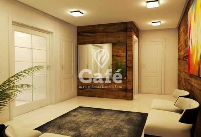 Apartamento à venda com 3 dormitórios em Nossa senhora das dores, Santa maria cod:1293 - Foto 4