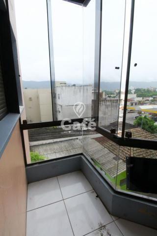 Apartamento à venda com 2 dormitórios em Nossa senhora do rosário, Santa maria cod:2798 - Foto 5