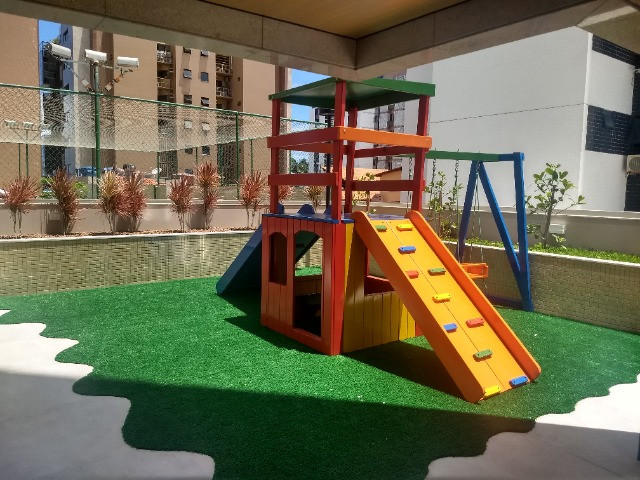 Residencial Vivarini-Apartamento com 4 dormitórios à venda - Jatiúca - Maceió/AL - Foto 18