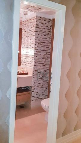 Maravilhoso apartamento com 4 dormitórios à venda, 240 m² por R$ 2.600.000 - Foto 16