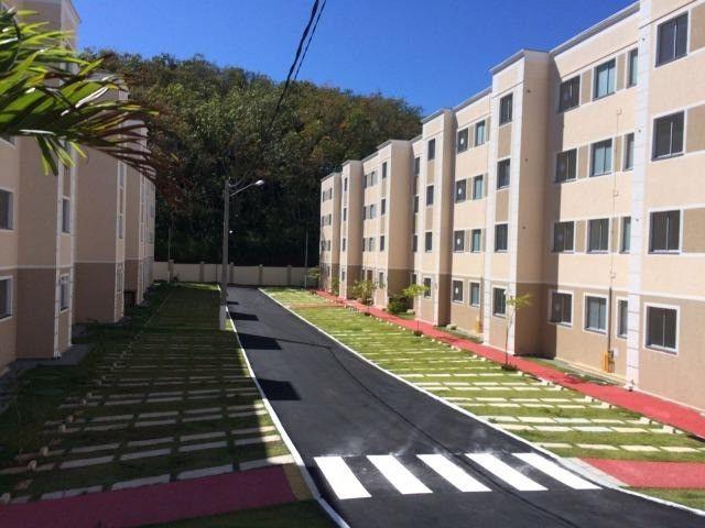 Apartamento para Alugar no Villa Natal- Cond. Pitangueira - R$ 750