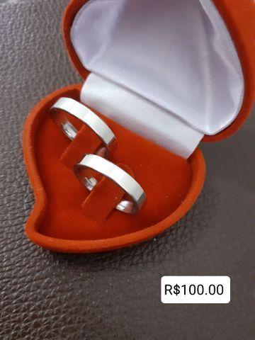 Este par pronta entrega  R$100.00