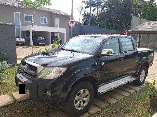 Hilux SRV Diesel Automática 4x4 2011