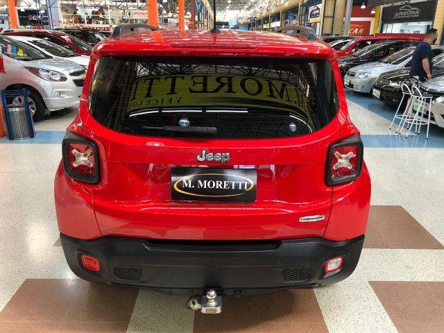 Jeep Renegade Longitude 1.8 Flex Automático 2016 * Baixa KM - Foto 5