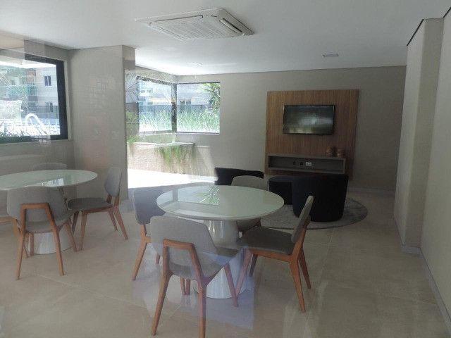 Residencial Vivarini-Apartamento com 4 dormitórios à venda - Jatiúca - Maceió/AL - Foto 15