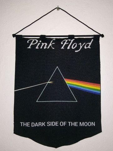 Flamula Pink Floyd the dark side of the moon