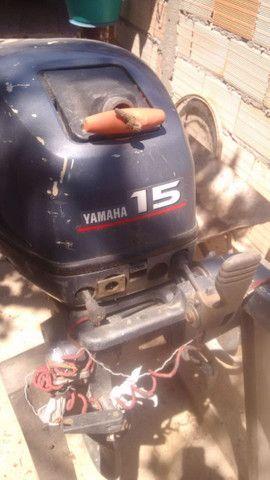 Moto yamaha 15  - Foto 2