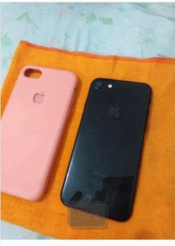 IPhone 7 128 gb aceito cartão