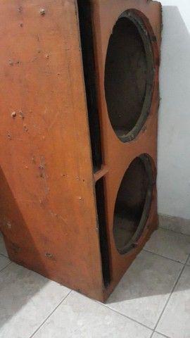 Caixa para alto falante 15 polegadas  - Foto 2