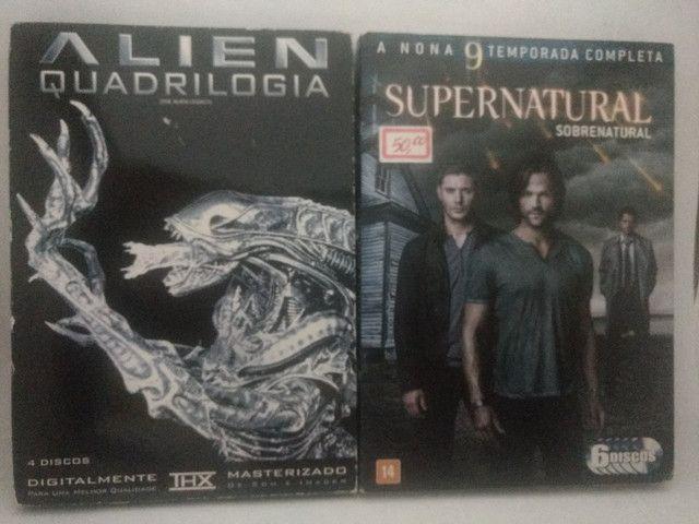 DVDs diversos - Foto 4