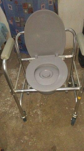 cadeira de banho nova  - Foto 2