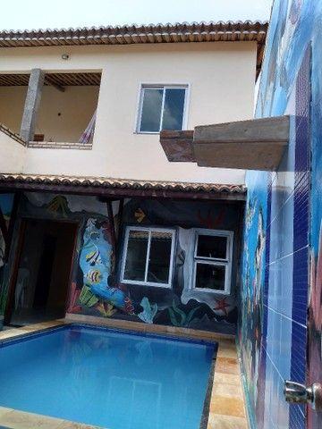 Vendo linda casa, com cinco quartos e piscina: - Foto 2