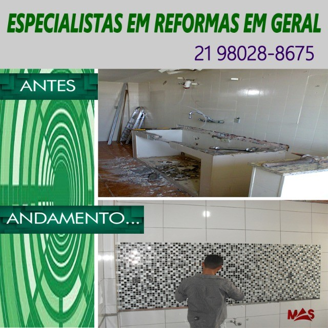 Reformas em geral em São Cristovão - Foto 4