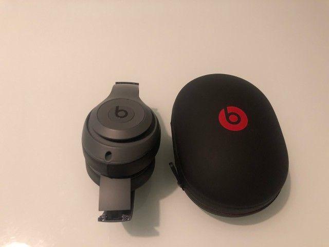 Fone ouvido by Dr. Dre Beats Studio³ Wireless com Cancelamento de Ruído Cinza- - Foto 2