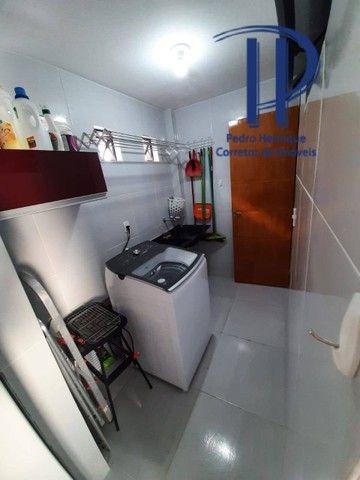 Apartamento à venda com 3 dormitórios em Jardim são paulo, João pessoa cod:382 - Foto 7
