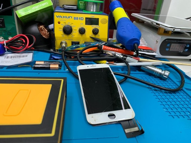 Conserto de tablet e notebook