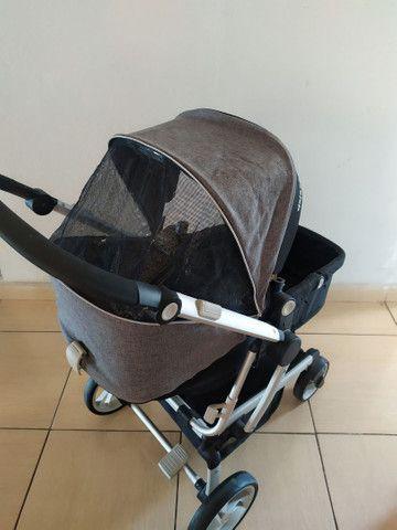 Carrinho de bebê Dzieco Zolly - Foto 5
