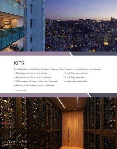 Apartamento com 4 dormitórios à venda, 145 m² por R$ 2.136.464,00 - Santo Antônio - Belo H - Foto 14
