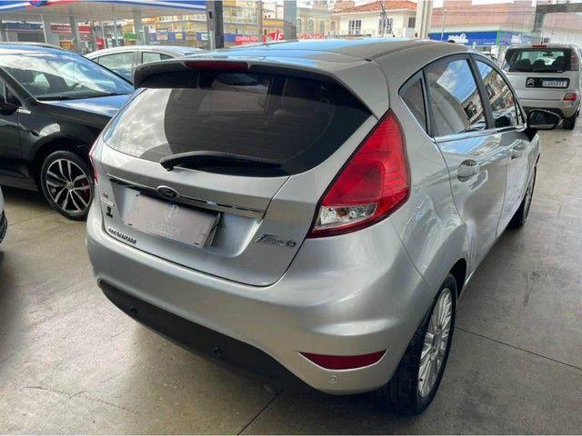 Ford Fiesta titaniu - 1.6 automatico  - Foto 3
