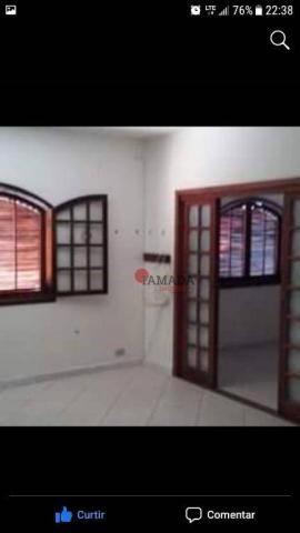 Casa assobradada, terreno 10x30m, 03 vagas, 04 dormitórios, suíte, à venda, 195 m² por R$  - Foto 13