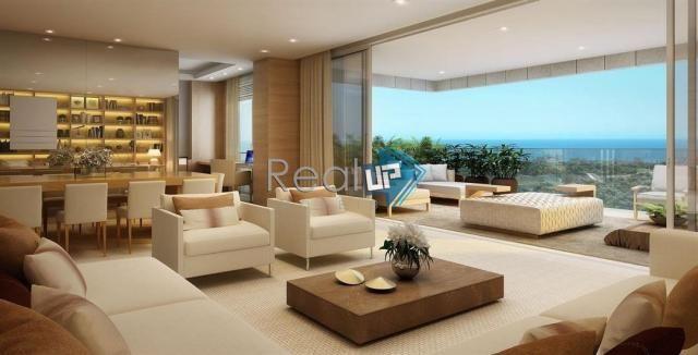 Apartamento à venda com 4 dormitórios em Barra da tijuca, Rio de janeiro cod:25668 - Foto 16